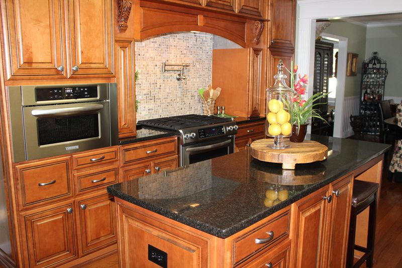 Kitchen remodel | Dick Ferrell Contracting Inc.