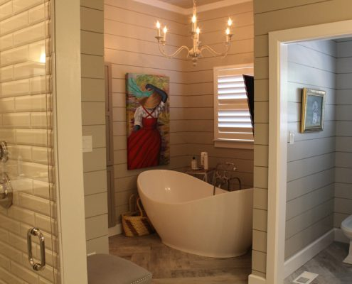 Bathroom remodel | Dick Ferrell Contracting Inc.