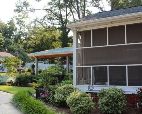 Windows and Doors | Dick Ferrell Contracting Inc.