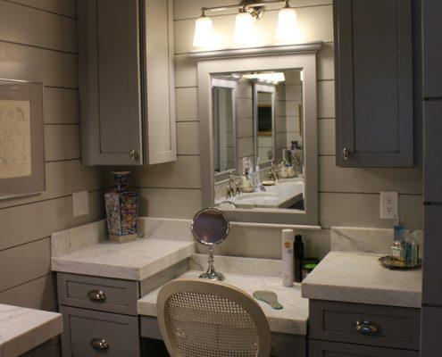 Bathroom remodel | Dick Ferrell Contracting Inc.